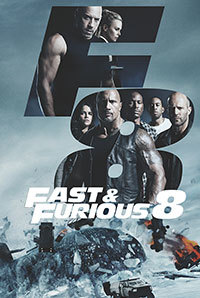 Fast And Furious 8 (3D)